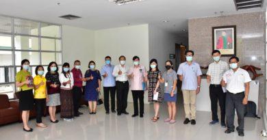 สคร.7 ประชุมหารือร่วม CARI พัฒนางานวิจัยชุดตรวจ OV-RDT เขต7